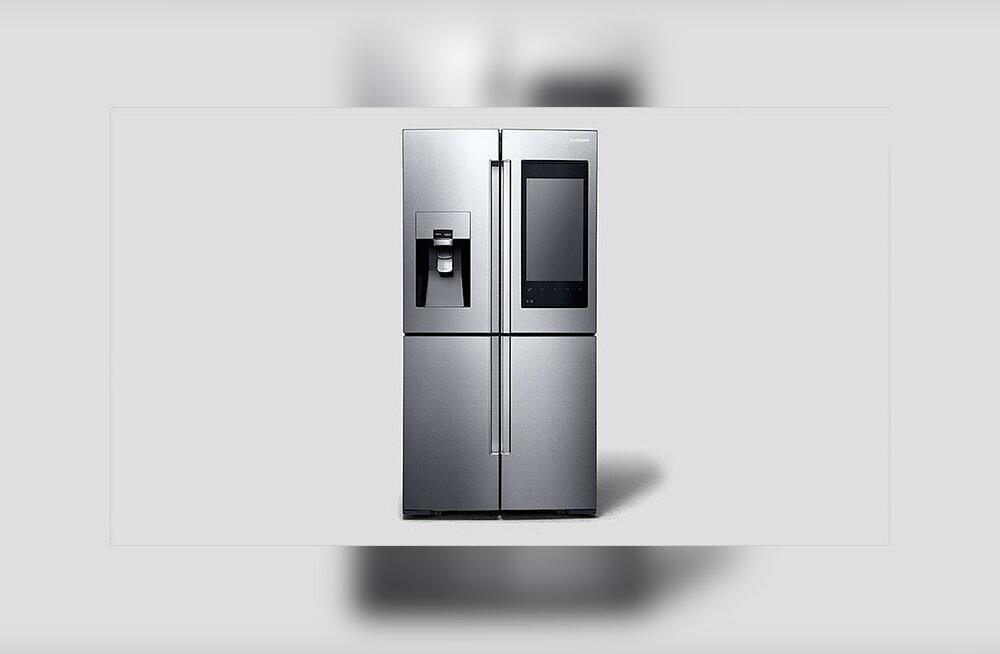 Samsungi katse elustada nutikat külmkappi