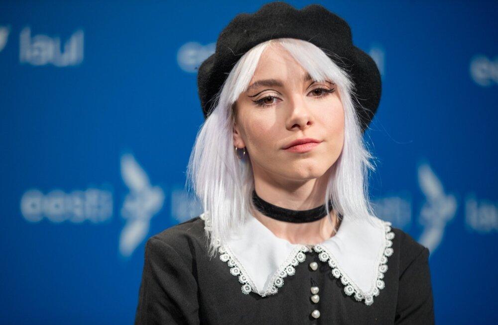 KUULA LUGU | Eesti Laul 2018 poolfinalist Iiris hetkel Eestisse naasta ei plaani: mulle meeldib, et ma olen nii siin kui ka seal