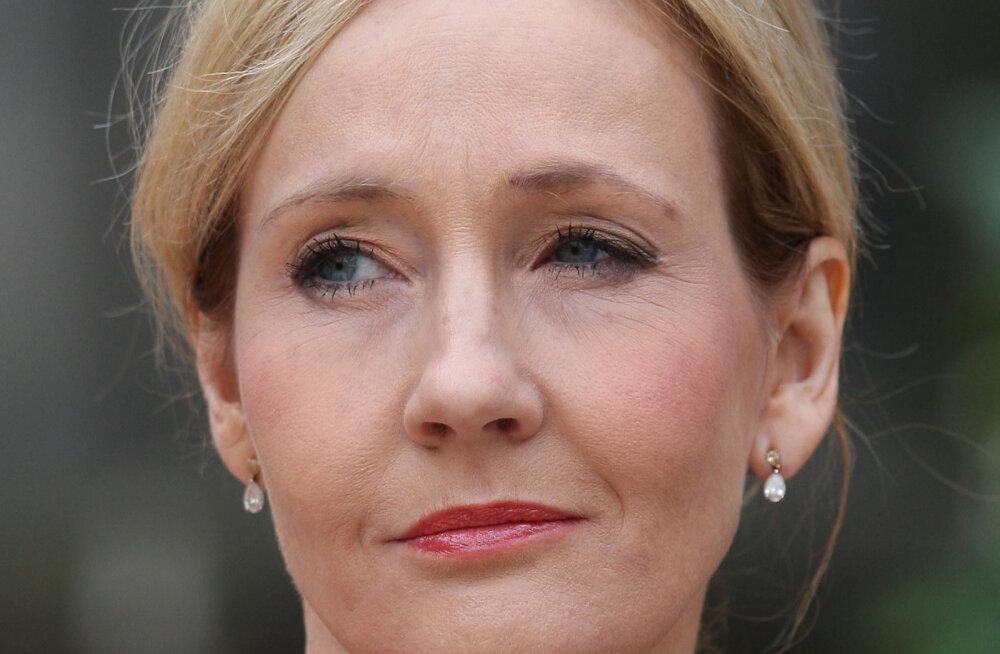 JK Rowling kaotas heategevusega miljardäri staatuse: andis kahele organisatsioonile veel ühe miljoni