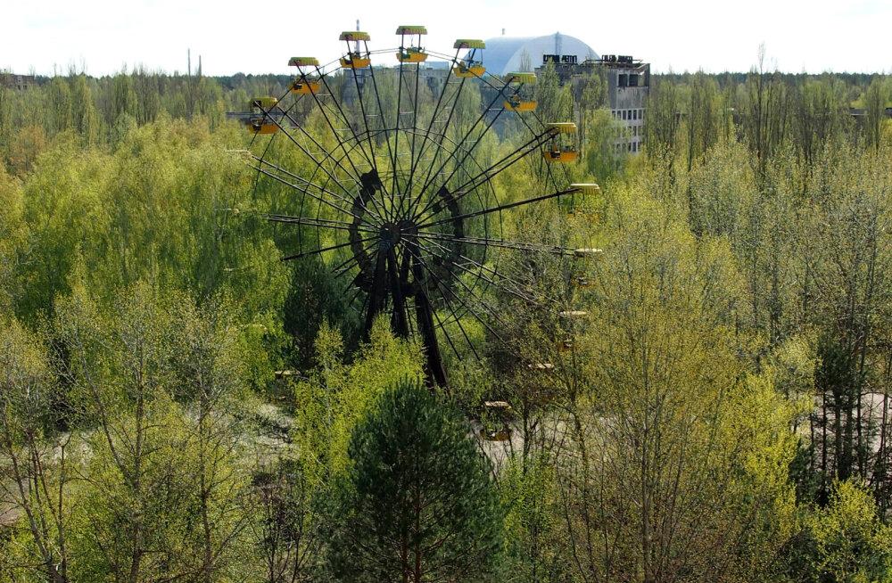 Puhkus Tšernobõlis — tõsine ajaloohuvi või juba peavoolu meelelahutus?