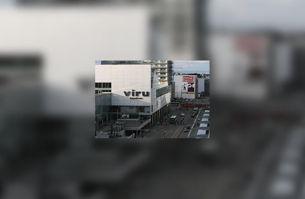 Viru keskus