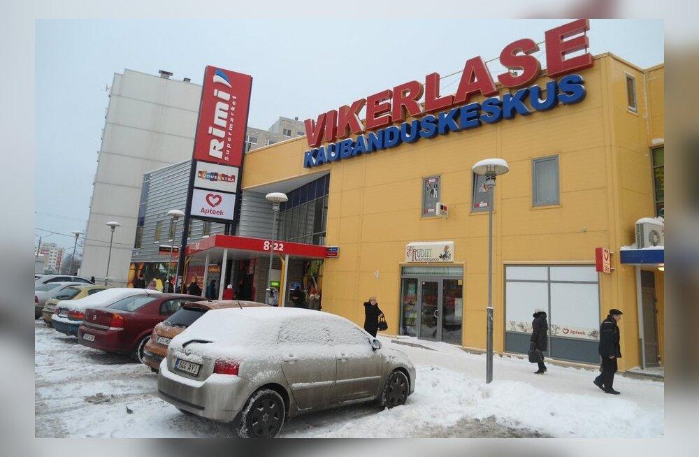 Rimi avas Vikerlase keskuses supermarketi
