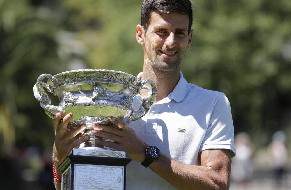 Novak Djokovic tõi välja erinevuse tema ja Rafael Nadali vahel