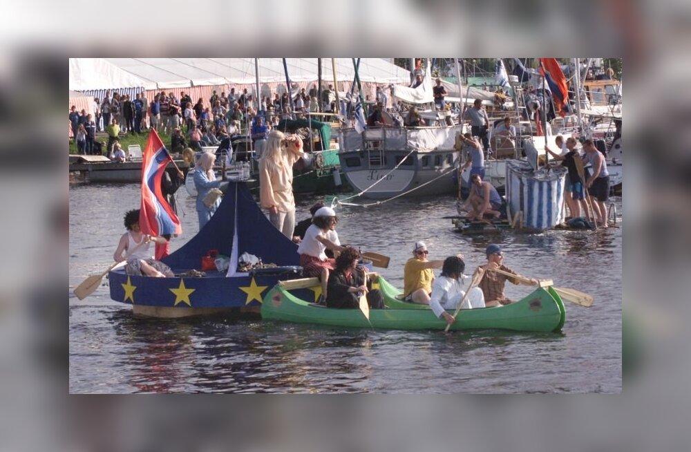 Veefestival Watergate ehk kõik veed viivad Pärnusse