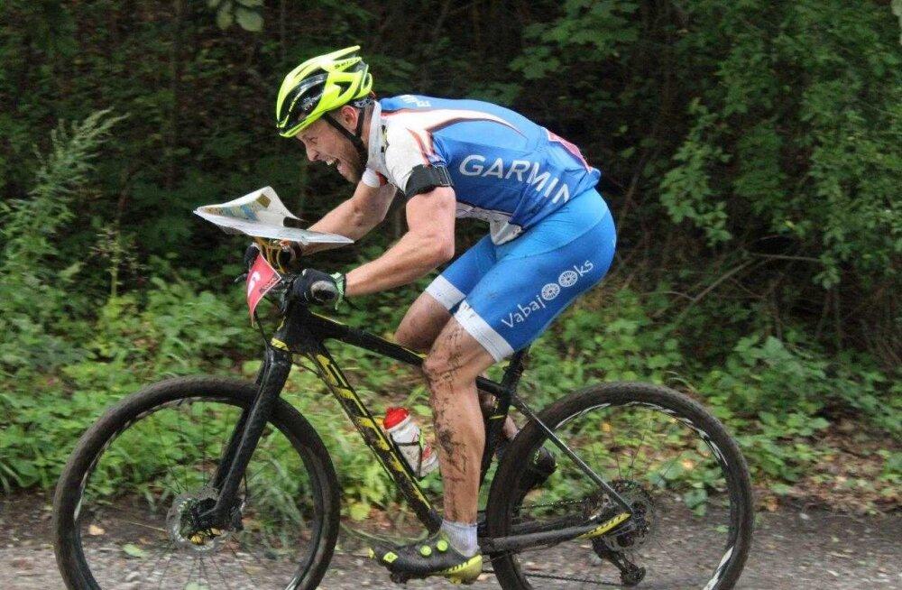 Lauri Malsroos sai rattaorienteerumise EM-i lühirajal 12. koha