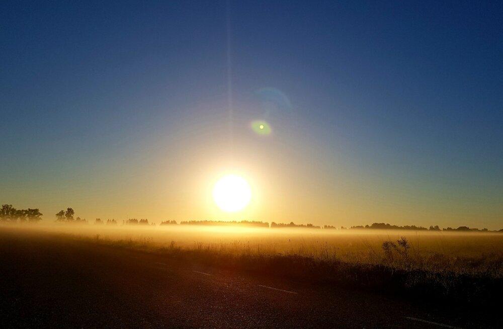 Tõusev päike