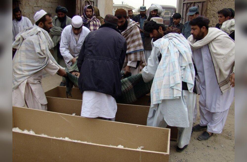 USA on kümne aastaga Afganistanis ja Iraagis raisanud 30 miljardit dollarit