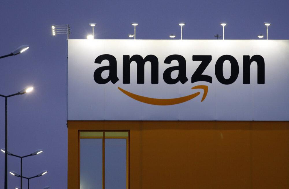Amazonist sai hetkeks maailma kõige väärtuslikum ettevõte