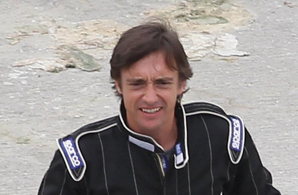 """""""Top Geari"""" mees Richard Hammond tegi autosaate võtetel motikaga tõsise avarii"""