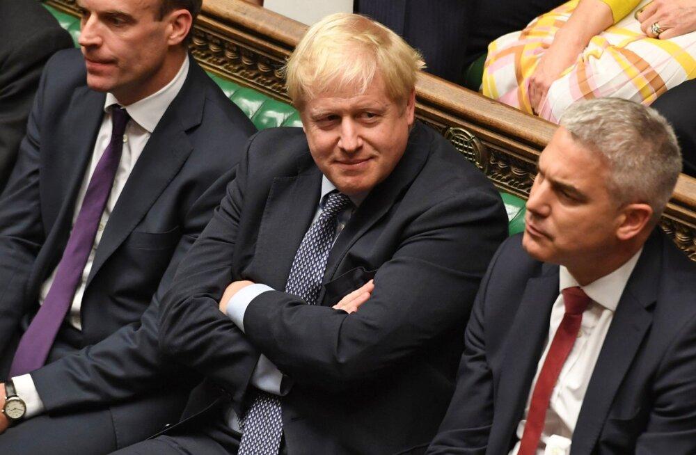 Johnson saatis Brüsselisse allkirjastamata viivituspalve, aga ka teise kirja, milles vaidles selle vastu