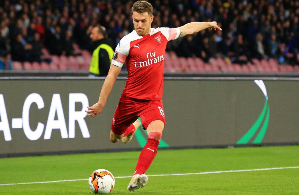 Arsenali legend avaldas, miks ta Juventusega liitus
