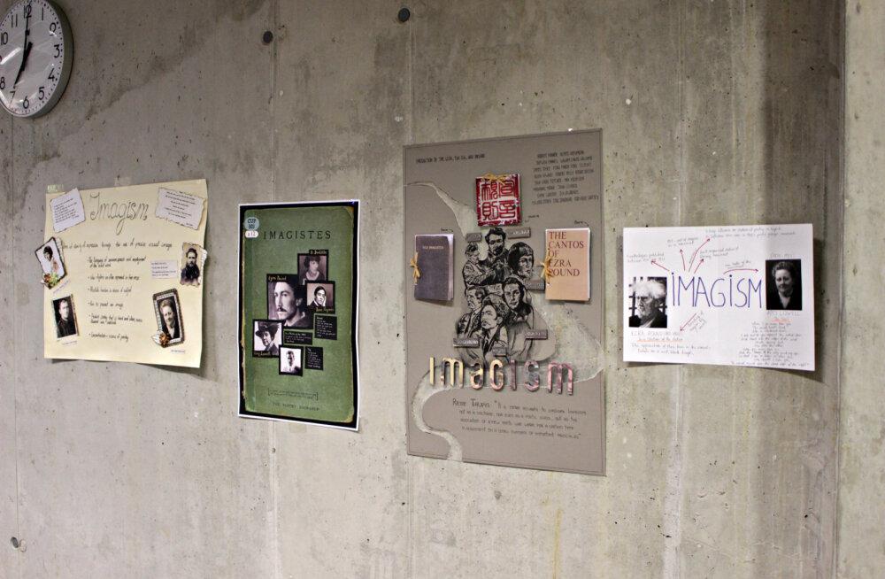 Üliõpilaste manifestid tõid välja ühiskonna valupunkte