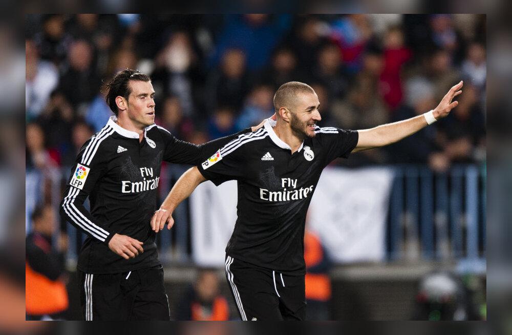 VIDEO: Võimsas hoos Madridi Real püstitas klubi rekordi