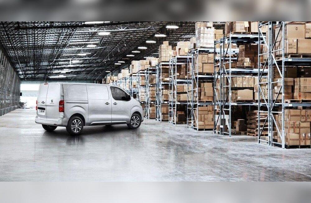 Testsõit: Peugeot Expert – veoautolikult asjalik, sõiduautolikult mugav