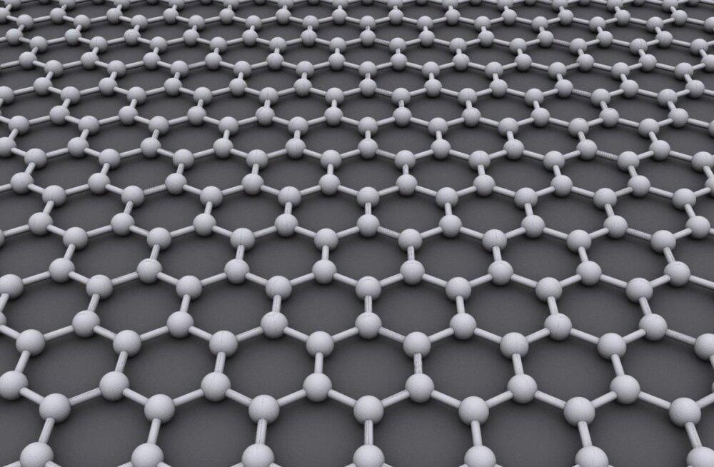 Diameen: kahe aatomi paksune materjal muutub kuulitabamusel teemandist tugevamaks