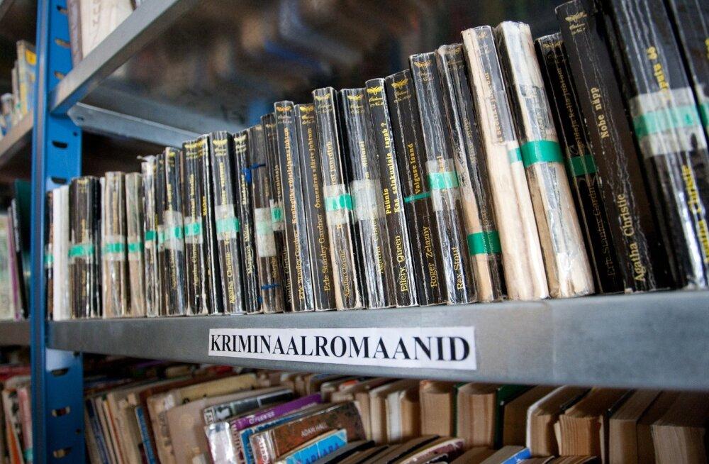 Endise Harku vangla raamatukogu