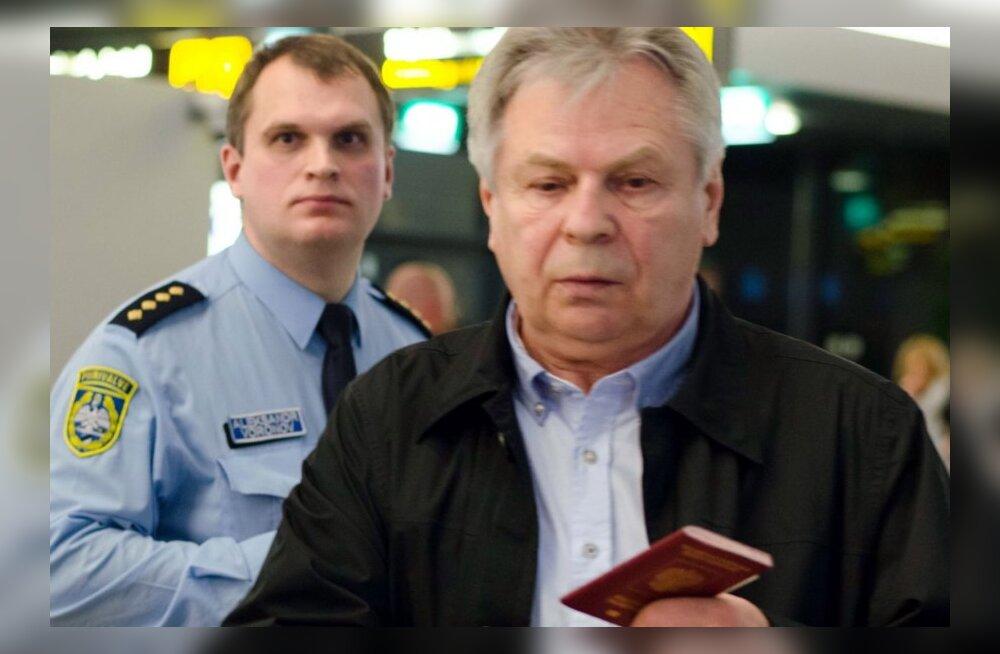 Valeri Tishkov ei saanud Eestisse