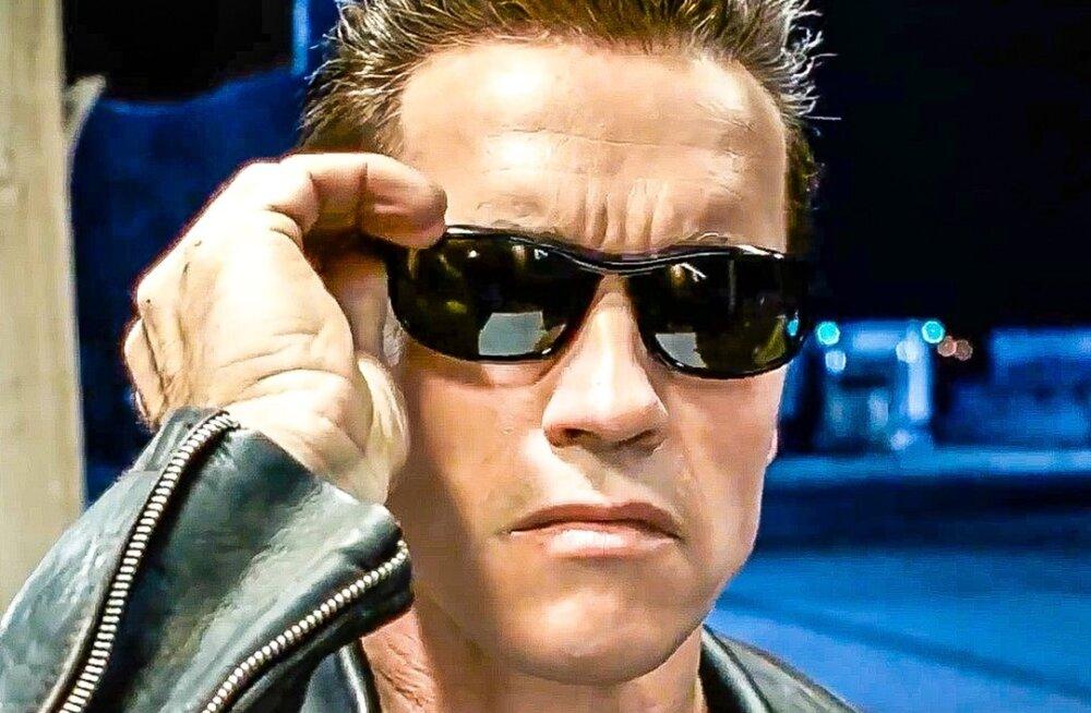 Arnold Schwarzenegger naaseb Terminaatori rolli