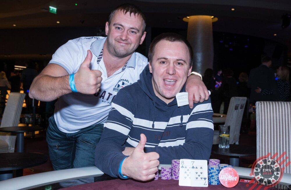 Pokkeri Eesti meistrivõistluste suurima sisseostuga turniiri võitis Sergei Ištšenko, Joel Lindpere tegi korraliku esituse