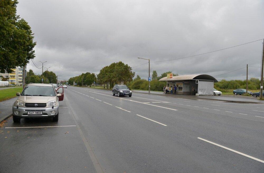 В Ласнамяэ начнется восстановительный ремонт улицы Пикри