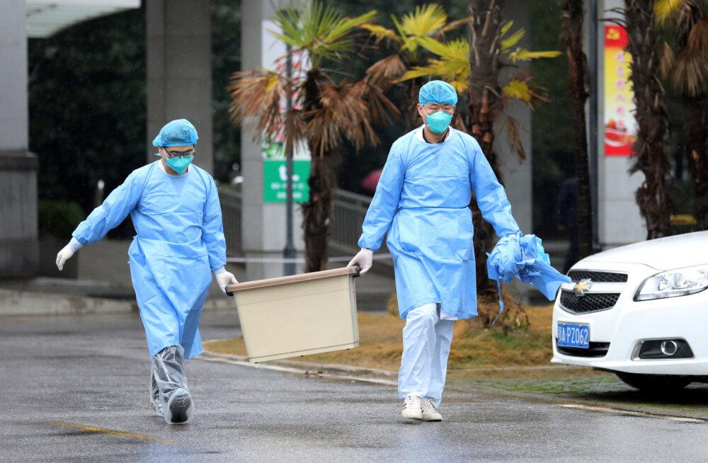 Hiina võimud hoiatasid uue viiruse muteerumise ja edasise leviku eest, surnud on 9 inimest