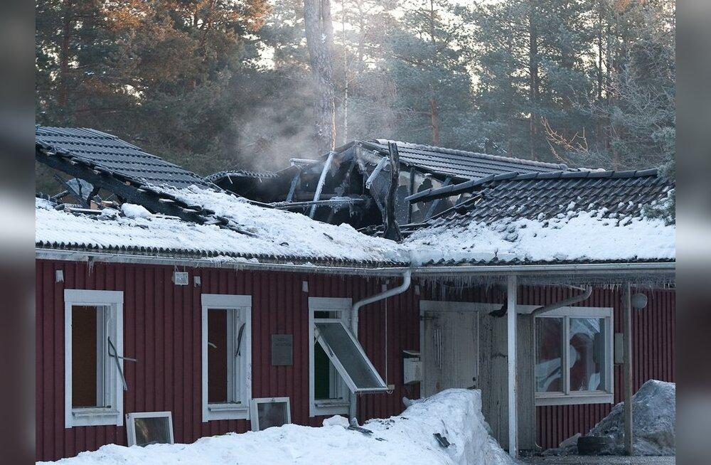 Prokuratuur loodab Haapsalu lastekodu põlengu asjas menetlusotsuse teha juulis