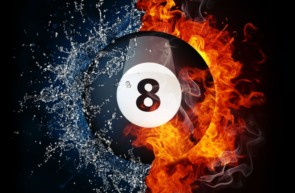 TÄNA ON 8.08! Mis on number 8 vaimne, numeroloogiline ja ajalooline tähendus?