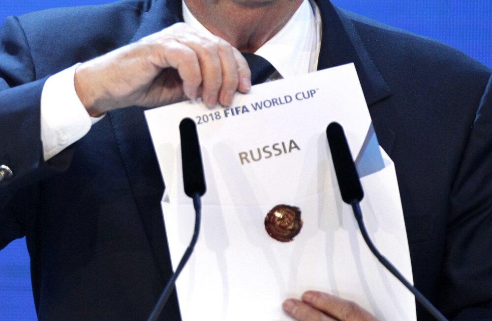 e0ec3b15952 Dopinguraport võib ohtu seada 2018. aasta jalgpalli MM-i Venemaal ...