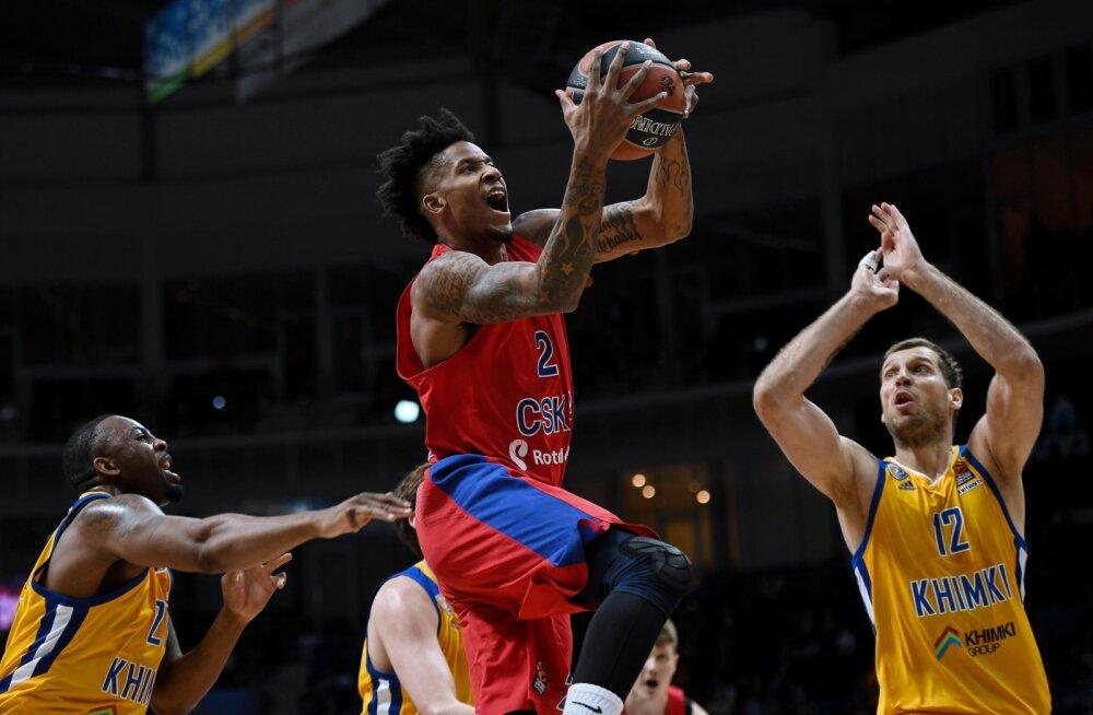 CSKA mängis suure edu maha, kuid kindlustas dramaatilise lõpuga edasipääsu