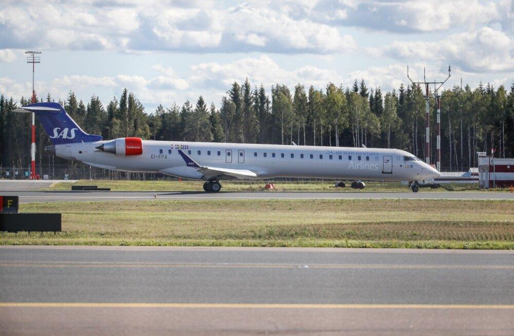 Пилоты авиакомпании SAS планируют начать сегодня ночью масштабную забастовку. Значительная часть рейсов будет отменена