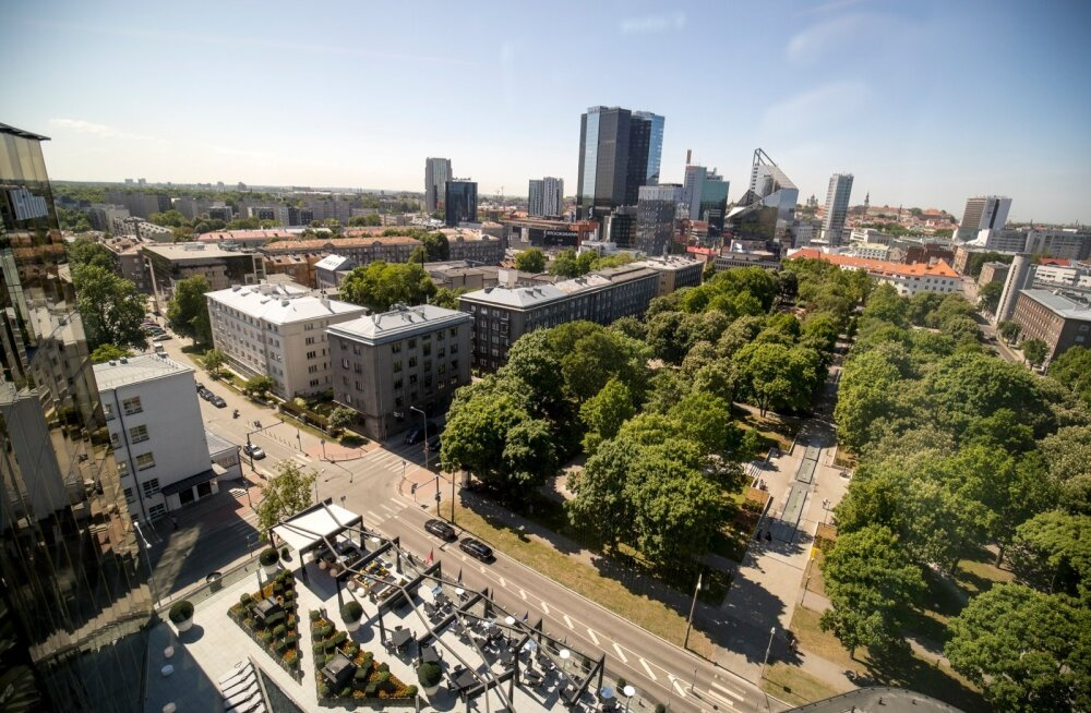 Soe suvi mõjutab endiselt. Tallinna kinnisvaraturg kukkus 2015. aasta tasemele