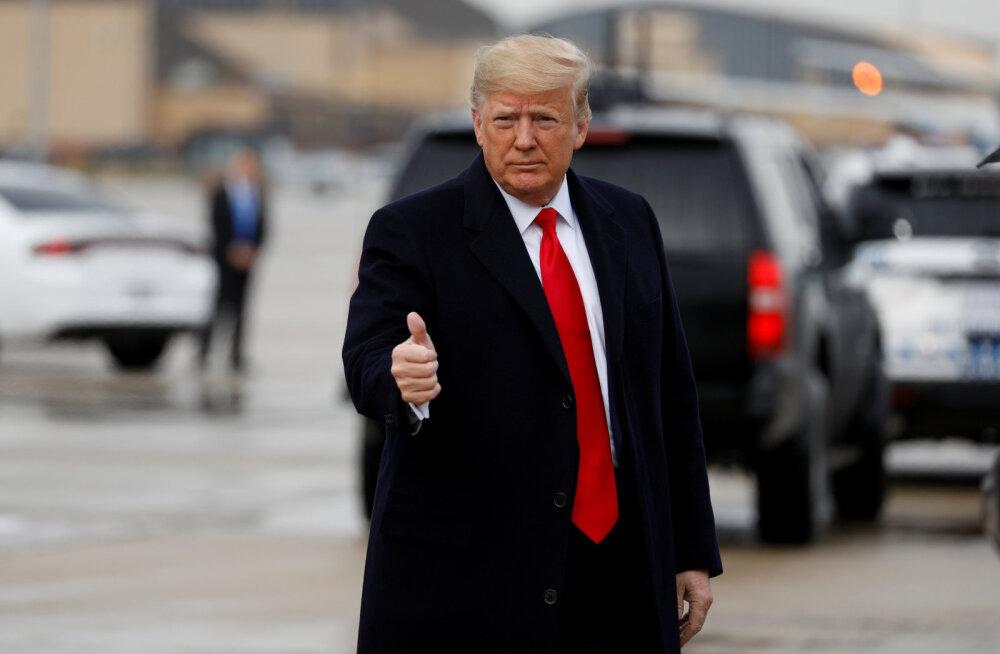 USA esindajatekoja õiguskomitee avaldas täismahus Trumpi ametikuritegude juurdluse raporti