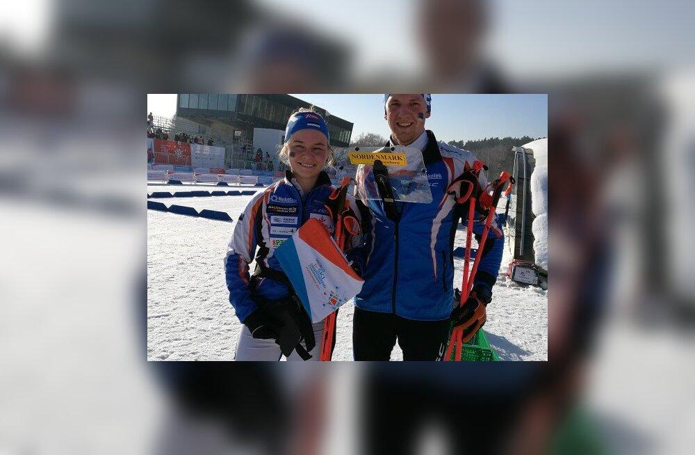 Daisy Kudre ja Mattis Jaama