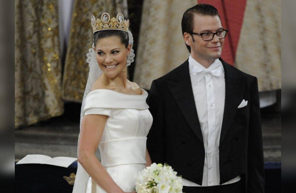 PALJU ÕNNE! Rootsi kroonprintsess Victoria on beebiootel