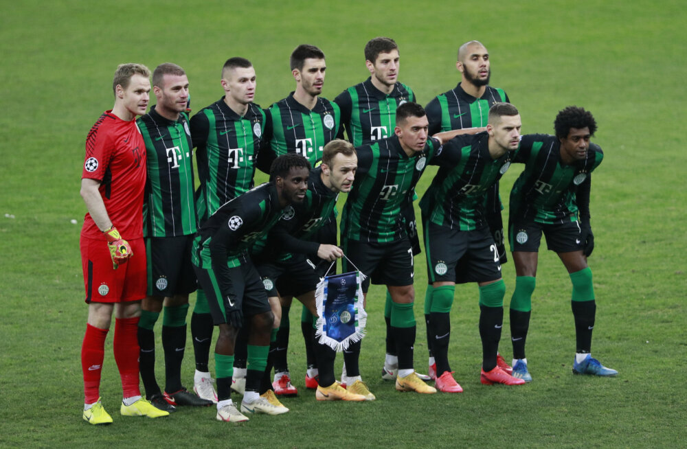 Ferencvarose meeskond