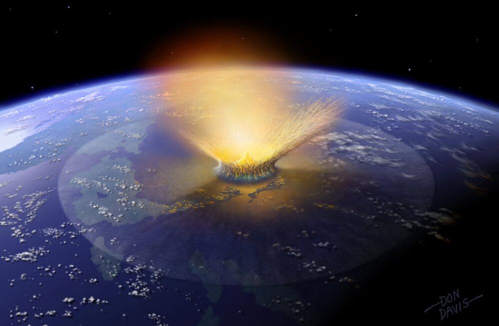 Viimnepäev minut-minutilt: kuidas nägi maailmalõpp välja 66 miljoni aasta eest