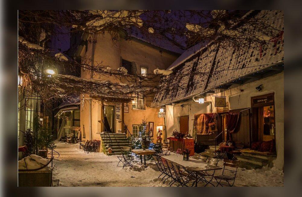 Aita Kaupo Kalda imelistel fotodel Tallinnast jõuda kogu maailmani!