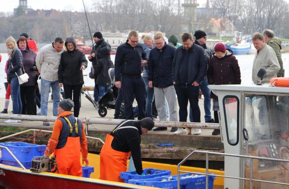 Avatud kalasadamate päev 2018 Pärnus