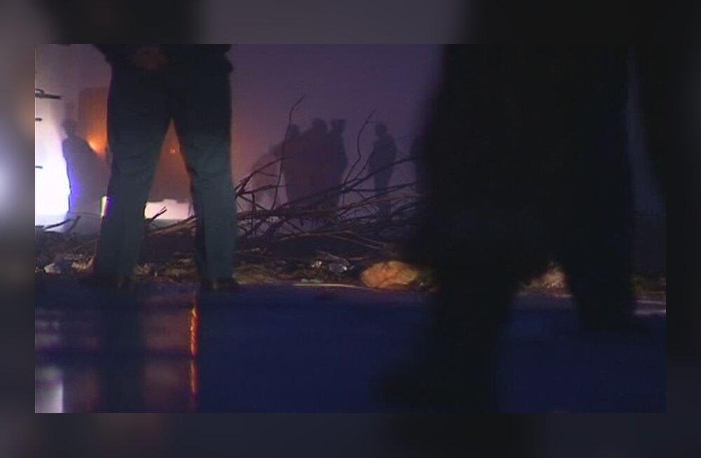 Lennukatastroof Karjalas