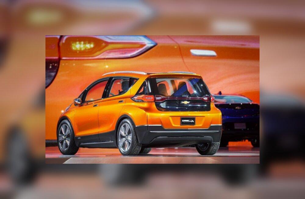 Chevrolet Bolt teeb Teslale tuule alla (või vähemalt üritab seda)