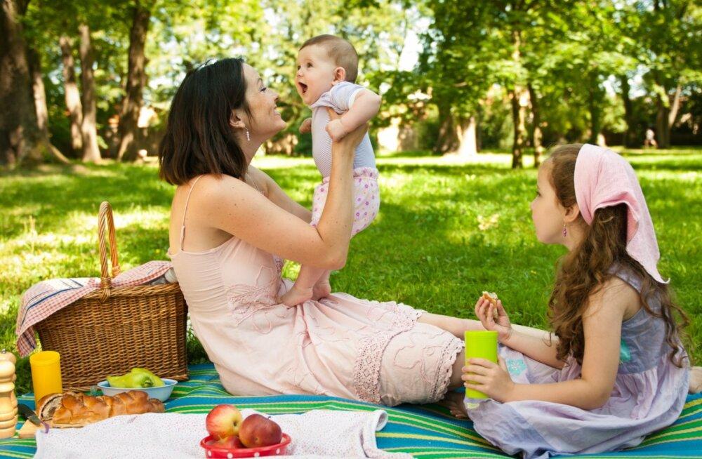 Ülinaljakas TEST: kas oled lapse saamiseks ikka päriselt valmis?