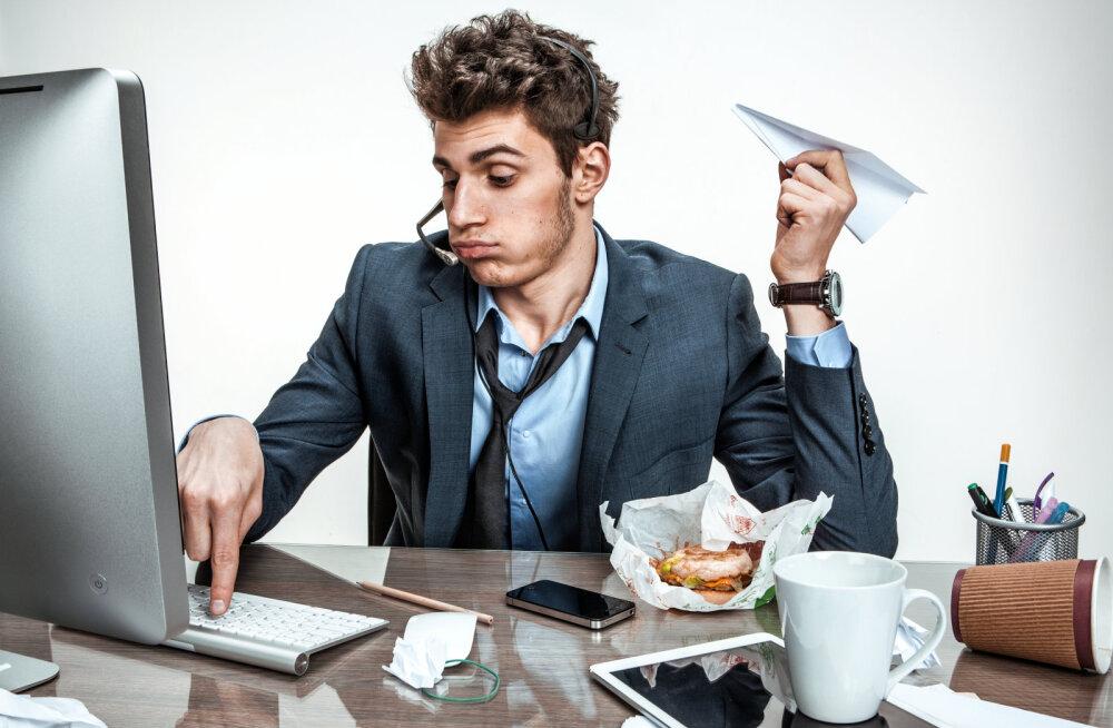 Eestlaste kontorisaladused: nii mõnigi näppab kolleegide tagant toitu ja sorib võõrastes sahtlites