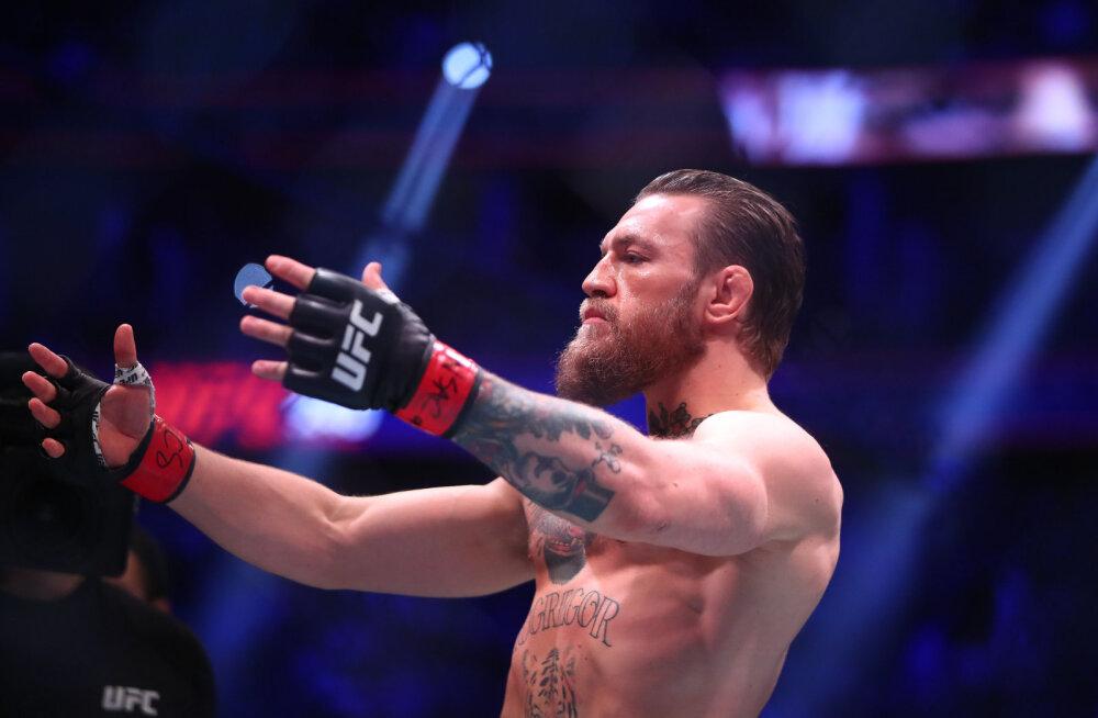 McGregor vastuolulise sõnavõtuga esinenud Nurmagomedovi lähikondlasest: ta on täielik kretiin