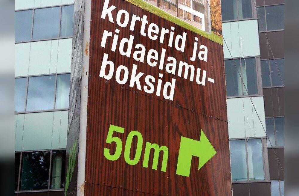 Ehitusfirmad nõuavad suurarendajalt 50 miljonit krooni