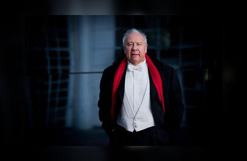 Neeme Järvi dirigeerib Pärnus Richard Straussi