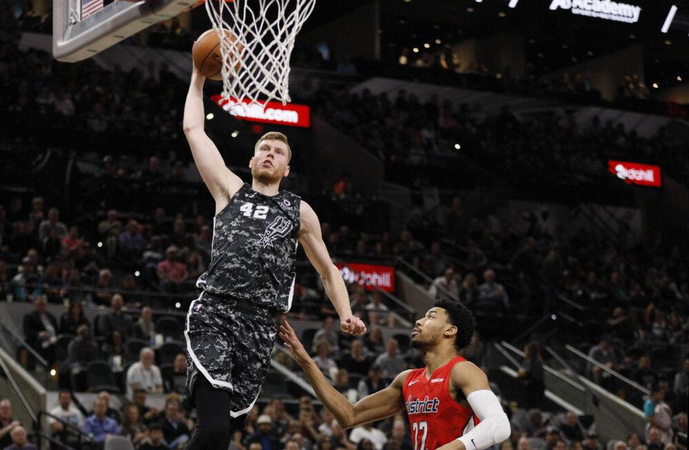 Läti snaiper jäetakse NBA tähtede mängu viskevõistluselt ebaõiglaselt kõrvale?