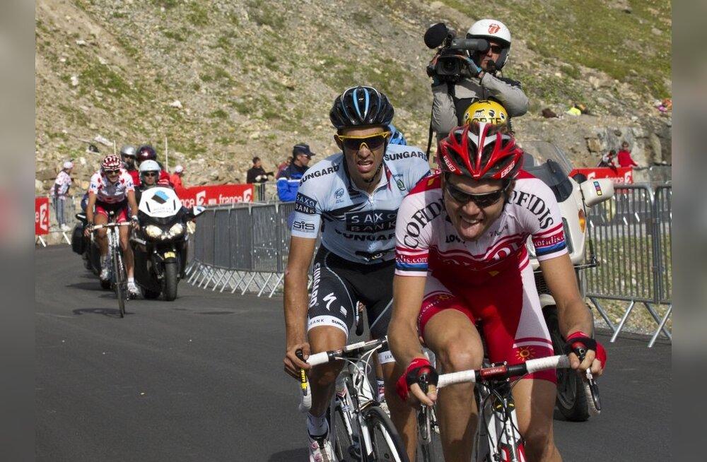 Kangert pani Tour de l'Aini avaetapil Taaramäele ära