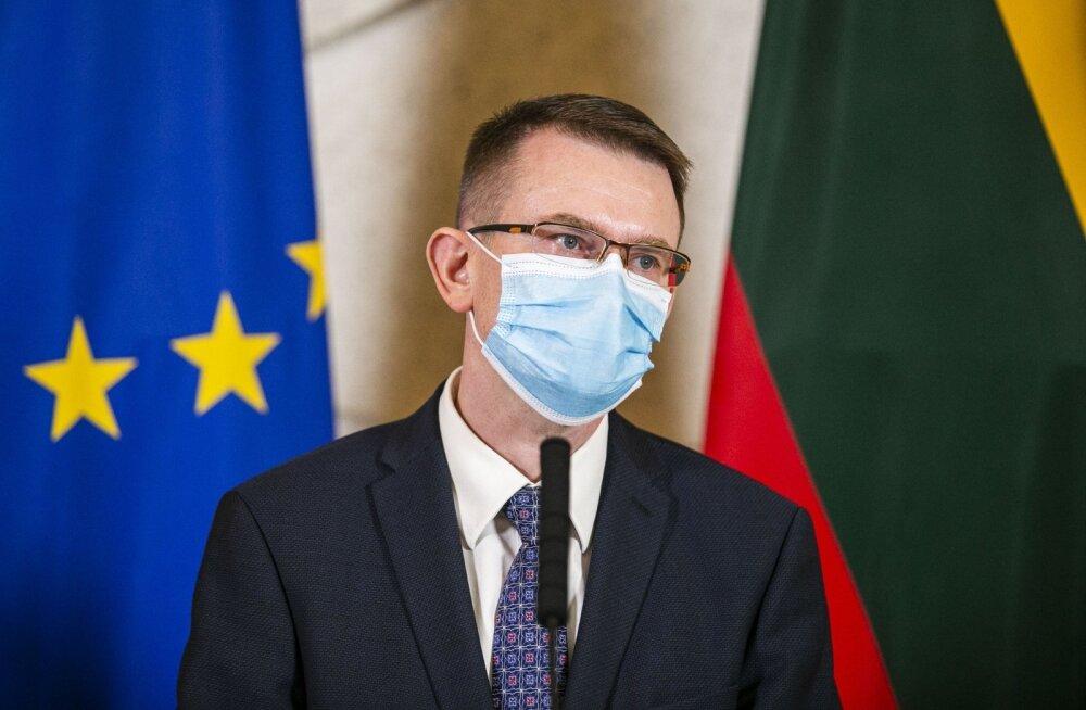 Leedu hakkab koroonavaktsiini saama iga nädal kolme kuu vältel