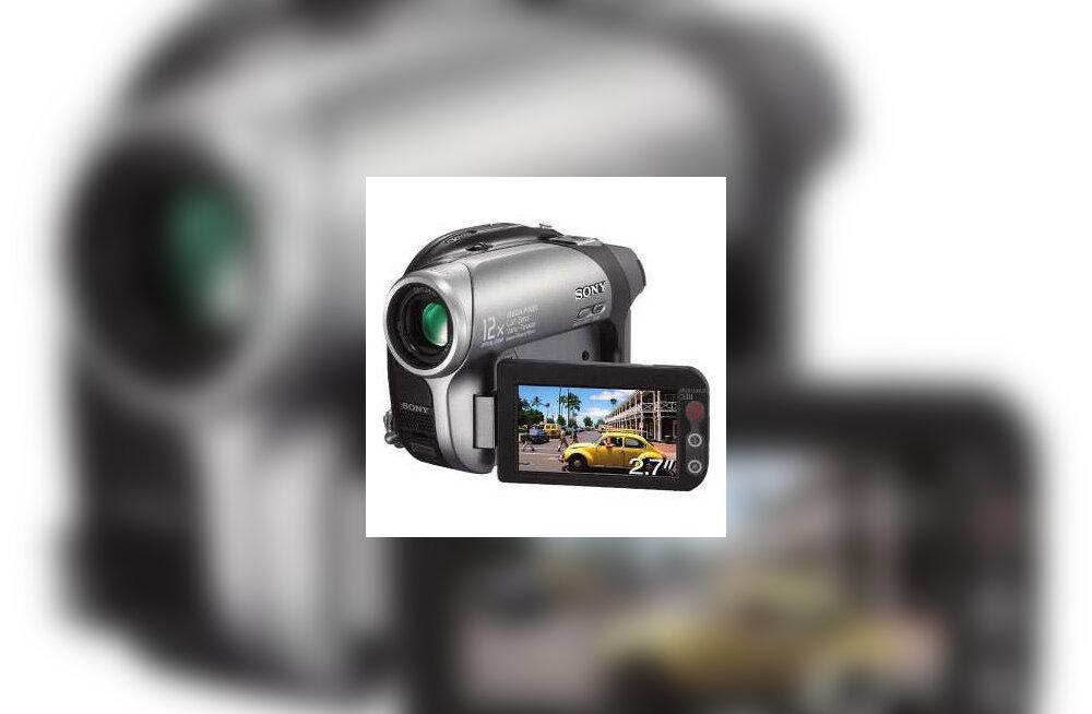 Sony videokaamera