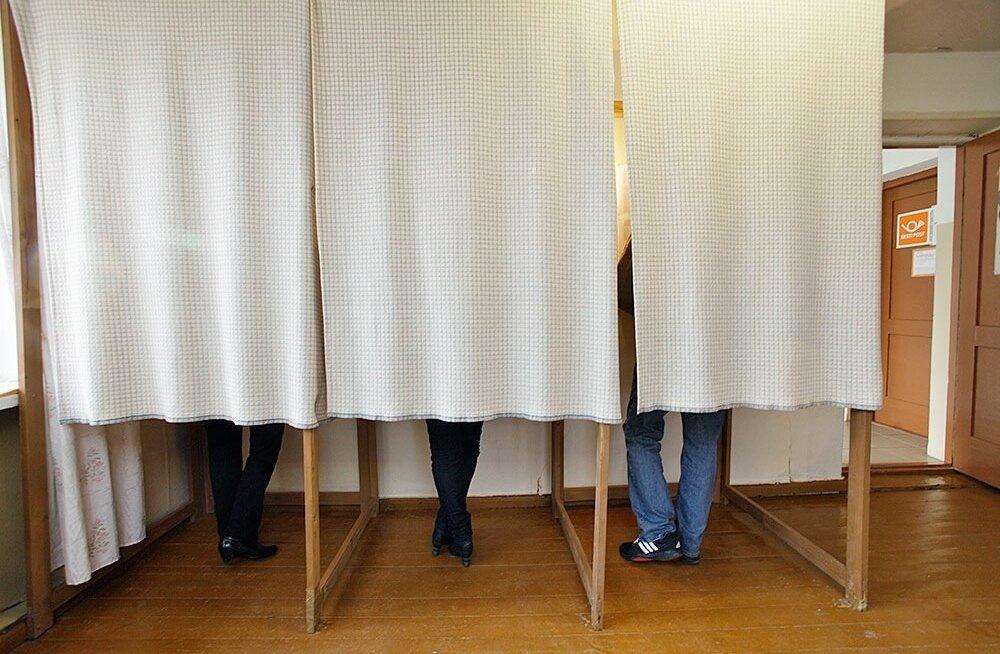 KOV valimised